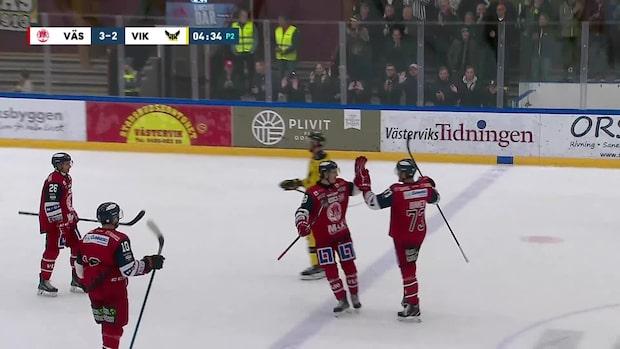 Höjdpunkter: Västervik–Västerås