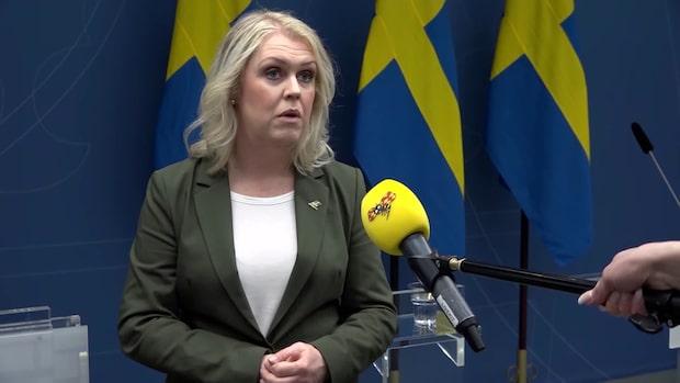 Sverige långt ifrån målet om coronatester