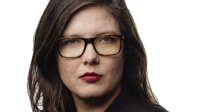 Anna Hellgren. Foto: Mikael Sjöberg