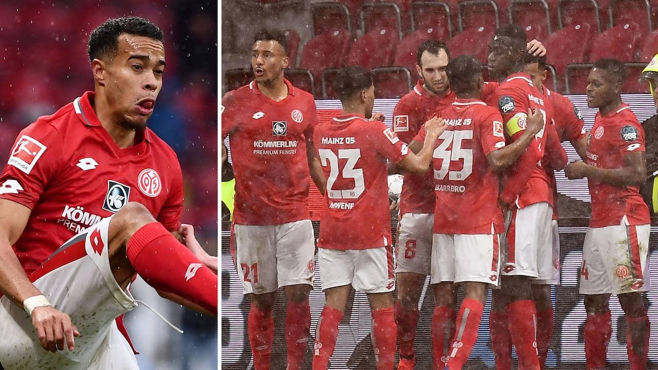 Quaisons målsuccé i Bundesliga fortsätter