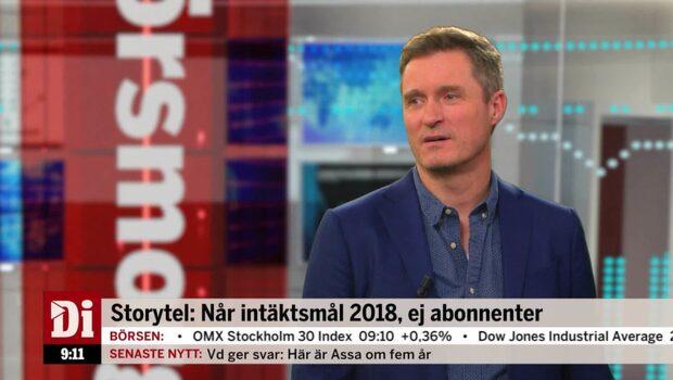 """Storytels vd: """"Vi satsar på många nya marknader just nu"""""""