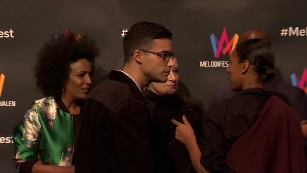 De leder Melodifestivalen 2019