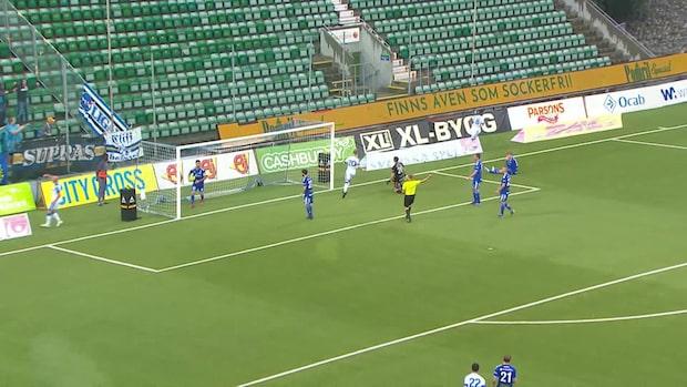 Höjdpunkter: Gif Sundsvall - IFK Göteborg