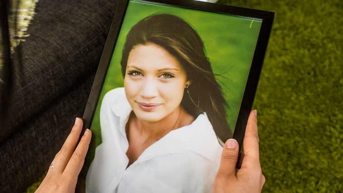 Alicia Brangelid Freij var 20 år gammal när hon mördades. Mamma Jennie berättar om saknaden och sorgen tre år senare. Foto: HENRIK JANSSON