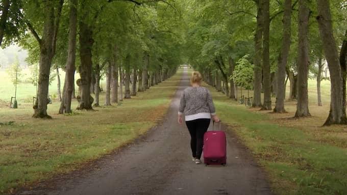 """Matilda Nilsson packar sin väska och lämnar """"Biggest loser"""""""