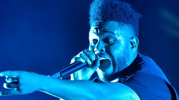 """The Weeknds ilska efter nobben på galan: """"Korrupt"""""""