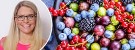 Vilken mat innehåller antioxidanter?