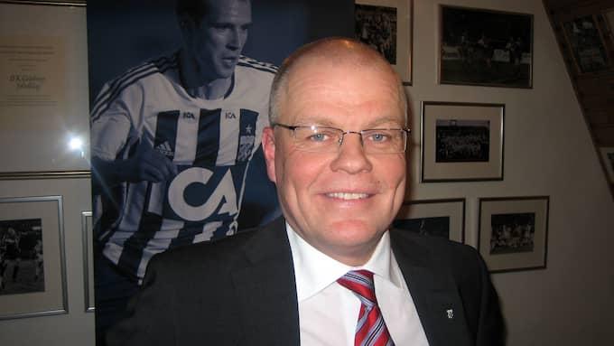 Kent Olsson är medlem i IFK Göteborgs valberedning Foto: ÅKE ZETTERSTRÖM