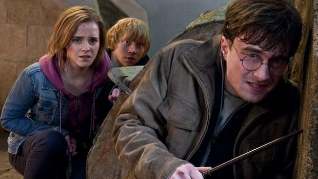 Dolda detaljen Harry Potter-filmen får fansen att undra