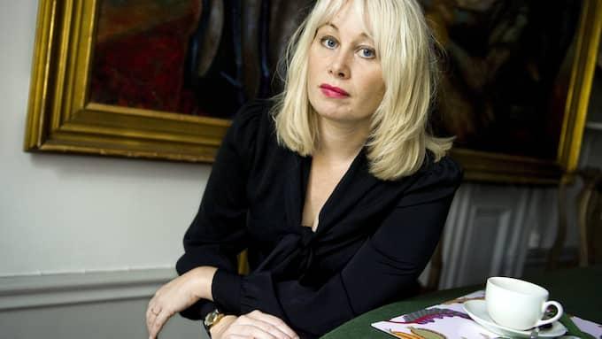 Ann Heberlein. Foto: CLAUDIO BRESCIANI / TT