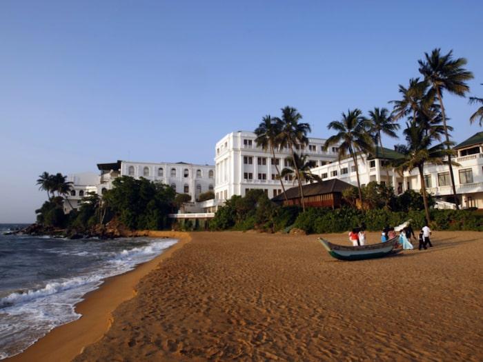 Mount Lavinia Hotel.