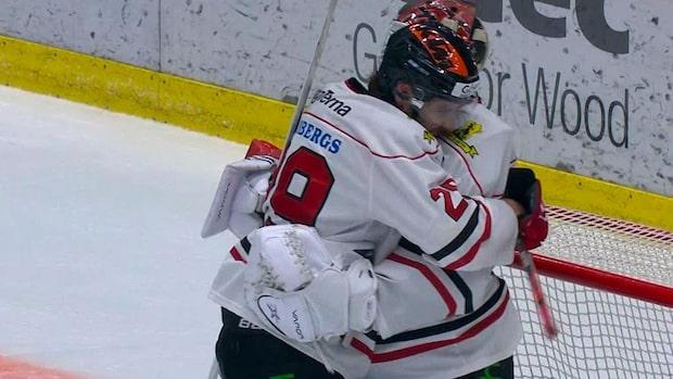 Höjdpunkter: Örebro historiska serieledare efter segern mot SAIK