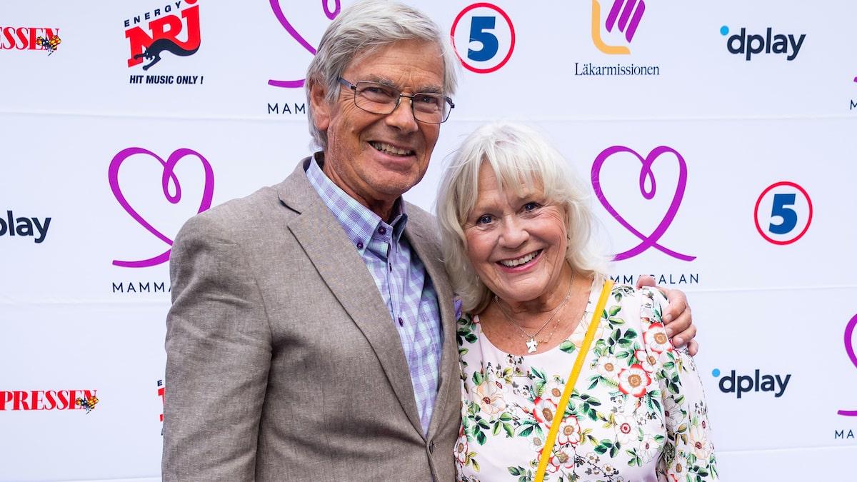 Christina Schollin, 81, om stora kärleken till maken