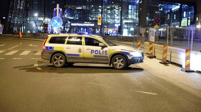 En man har hittats skadad vid Malmö C. Foto: Fritz Schibli