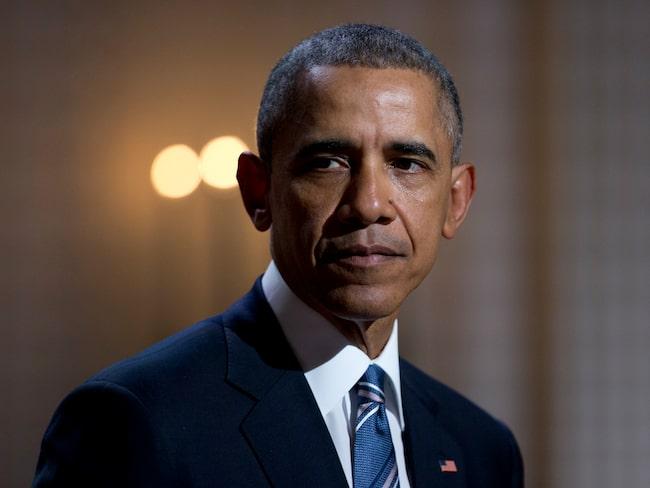 Barack drog en riktig nitlott och fick det minsta rummet i det nya huset.