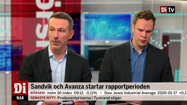 """Ekman: """"Risknivån över Sandviks rapport är rimligt hög"""""""