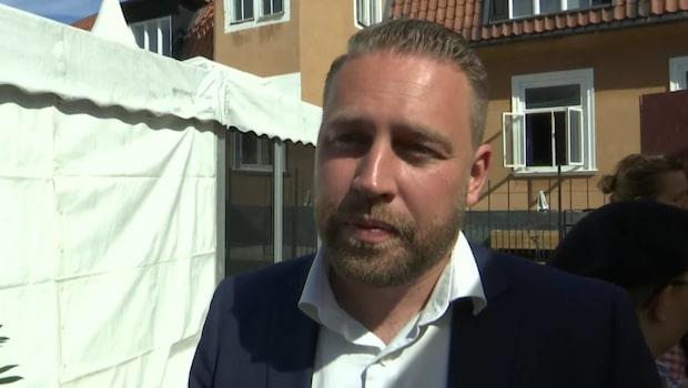 """Mattias Karlsson (SD): """"Löfven har ingen trovärdighet alls"""""""