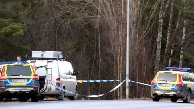 Offrets identitet är fortfarande okänd. Foto: Stefan Johansson Sthlm Ab