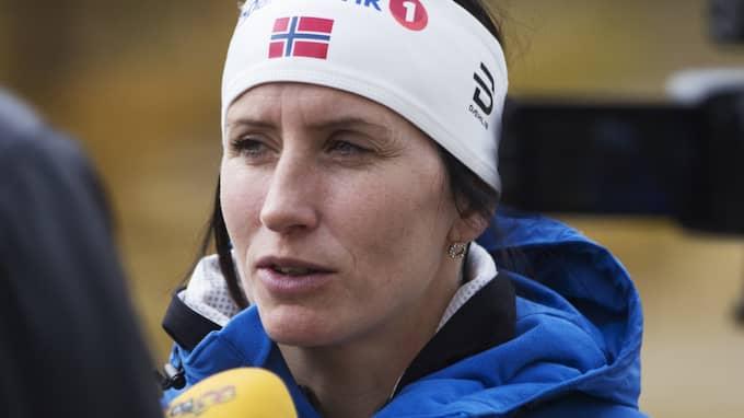 Marit Björgen. Foto: Nils Petter Nilsson