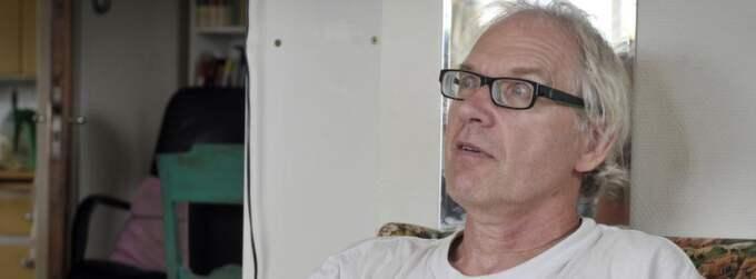 Lars Vilks. Foto: Lasse Svensson