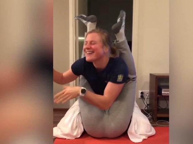 """Oväntade bilderna på svenskan: """"Hon ljuger"""""""