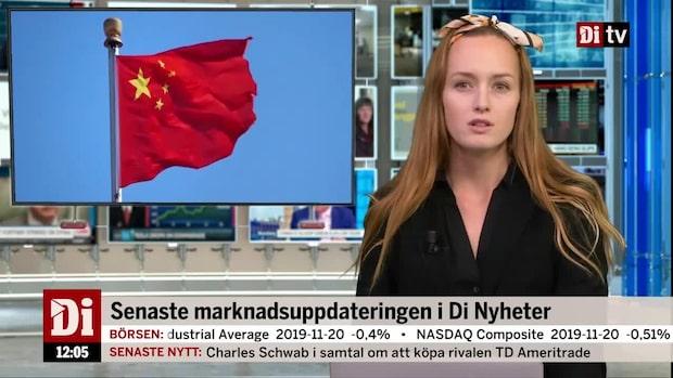 Di nyheter: OECD sänker sin tillväxtprognos för Sverige