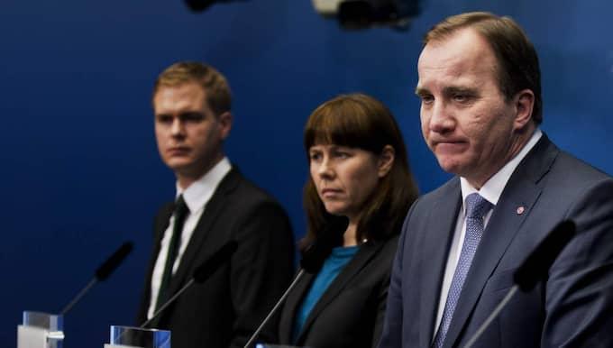 Nästan varannan svensk anser att regeringen gör ett mycket eller ganska dåligt jobb, visar en ny undersökning från mätinstitutet SKOP. Foto: Lisa Mattisson