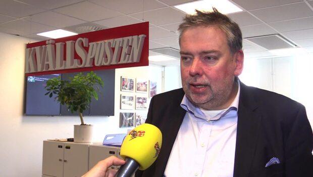 Magnus Ringman är Kvällspostens nya chefredaktör