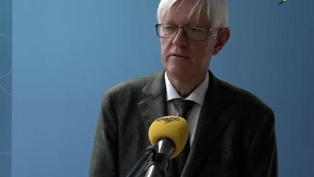 Johan Carlson: Därför lättas inte restriktionerna