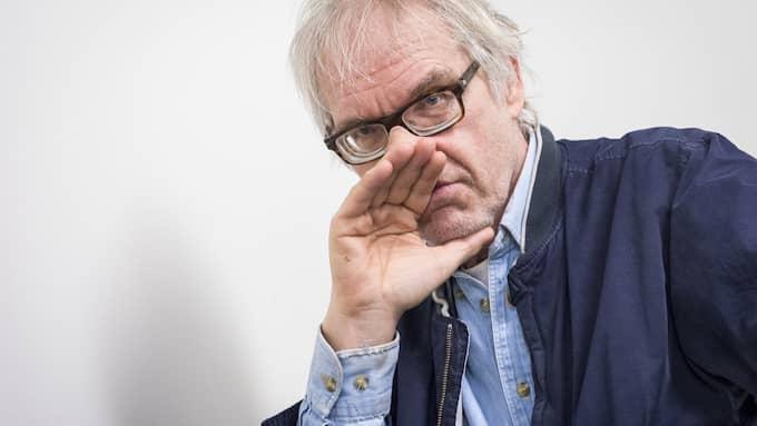 Lars Vilks. Foto: TOMAS LEPRINCE