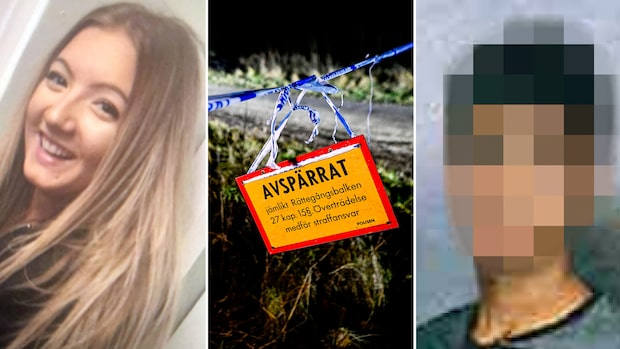 Sökandet efter Wilma Anderssons kropp har avslutats