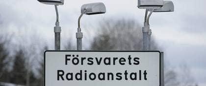 """Nu får den svenska FRA-lagen kritik - av Ryssland: """"En ursäkt för att spionera på oss"""", skriver Nezavisimaja Gazeta. Foto: SCANPIX"""