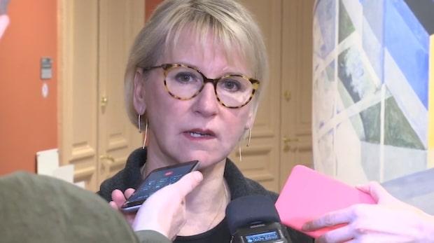 """Wallström om mötet med Nordkoreas utrikesminister: """"Vi är inte naiva"""""""