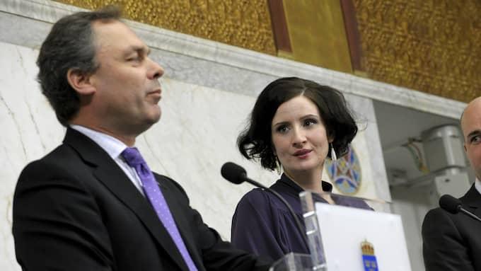2010 blev Birgitta Ohlsson EU-minister i alliansregeringen. Foto: JANERIK HENRIKSSON / SCANPIX SWEDEN