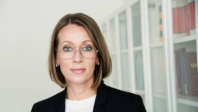 Amanda Hikes har försvarat Johanna Möller sedan augusti 2016. Foto: Olle Sporrong