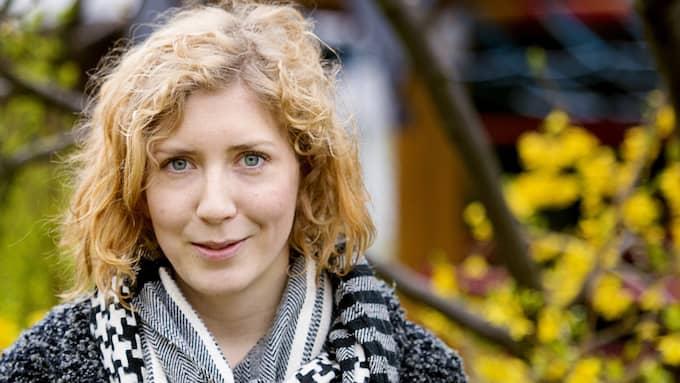 Amanda Svensson. Foto: LUDVIG THUNMAN