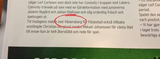Foto: Torbjörn Karlgren.