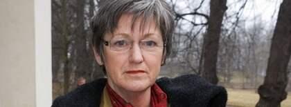 Cristina Husmark Pehrsson. Foto: Roger Vikström
