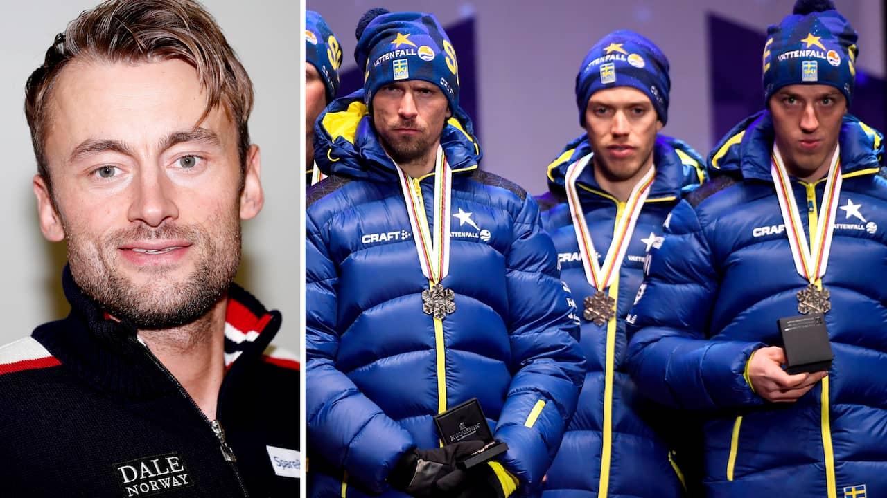 Petter Northug lägger av – här är relationen till Sverige