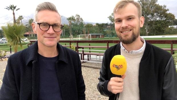 """Mattias Larsson: """"Såg från månen att det inte stämde"""""""