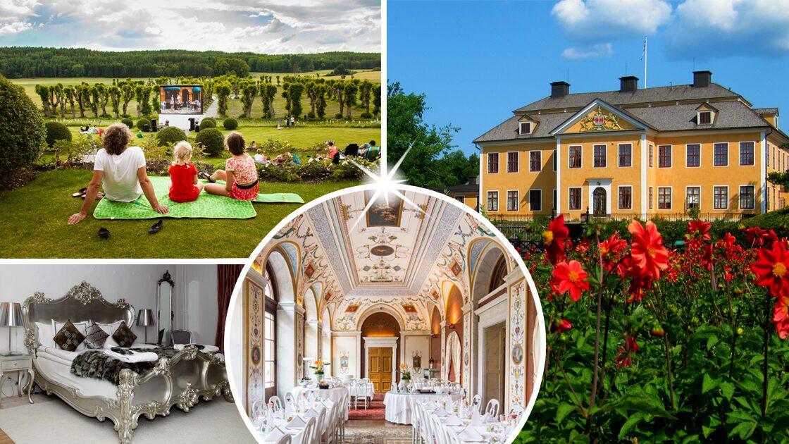 12 slott   herrgårdar i Stockholm och Uppland  e17c1eb5fc221