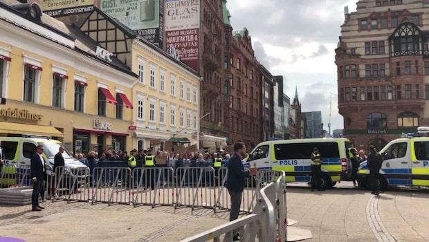 "Jimmie Åkesson: ""Vi håller rent"""