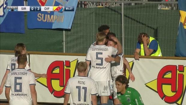 Tino Kadewere klackar elegant in 3-0