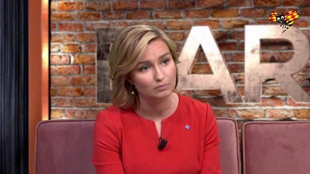 Bara Politik: Se intervjun med Ebba Busch Thor