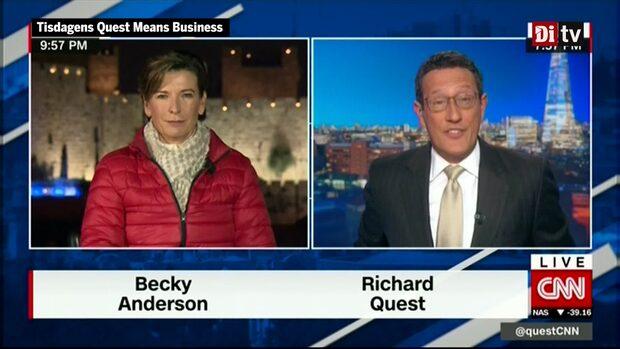 Quest Means Business – specialsändning om israeliska valet och brexit