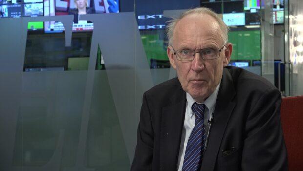 """Gunnar Johansson: """"Det här är Putins stora medieshow"""""""