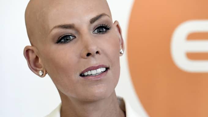 År 2014 fick Gunhild Stordalen den dödliga diagnosen systemisk skleros. Foto: KARIN TÖRNBLOM / IBL BILDBYRÅ