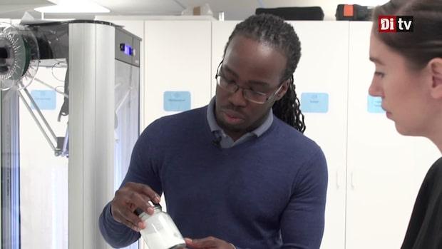 SaltX Technologies salt kan lagra energi i veckor