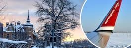 Ny flyglinje mellan Stockholm och Norrland