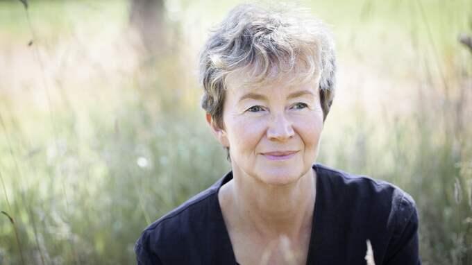 Ellen Mattson är i litterär högform. Foto: Kristin Lidell